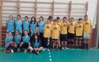 Campionati Studenteschi Volley S3
